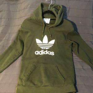 Adidas hoodie for men Green!